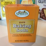 Sprouts brand Natural Baking Soda