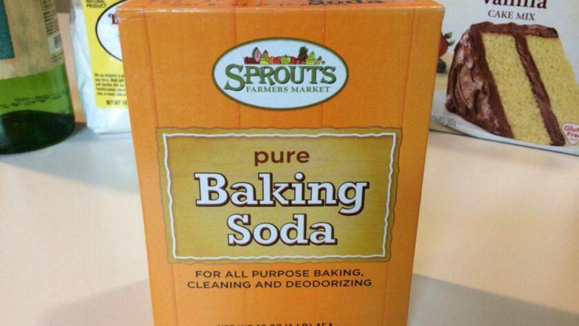 Sprouts brand Natural Baking Soda