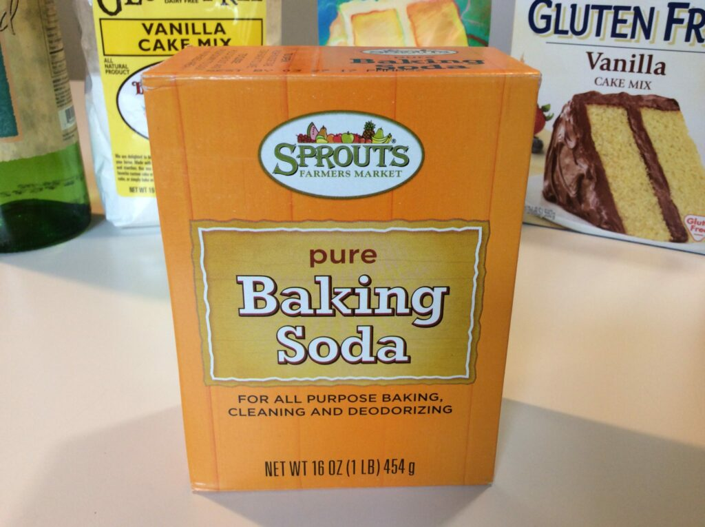 How to Substitute Baking Soda for Baking Powder