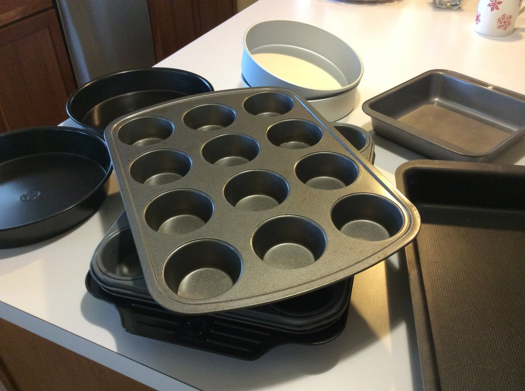 Do Cake Pans Really Make A Difference Baking Naturally