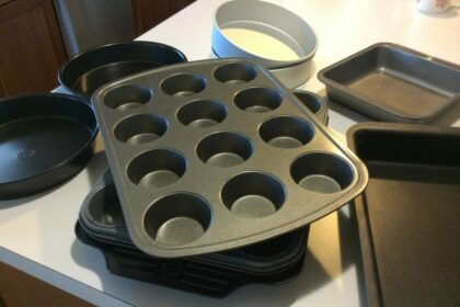 Various Baking Pans