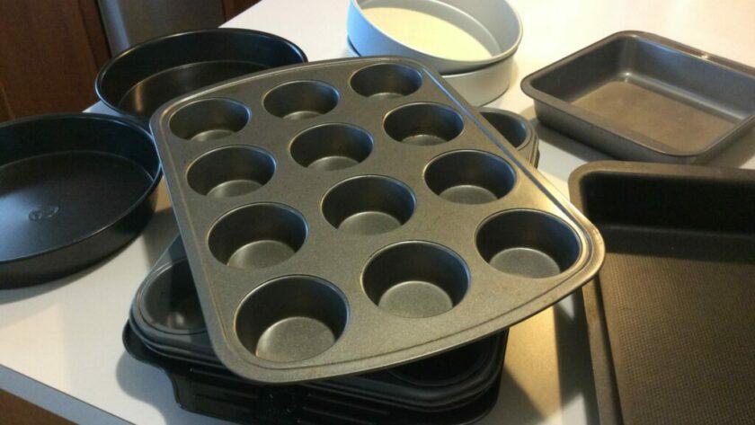 Various Baking Pans
