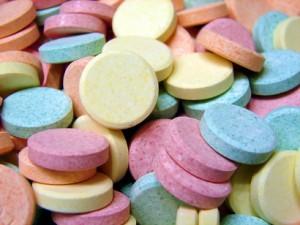 antacid tablets