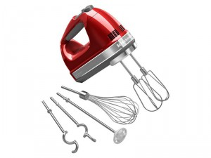 KitchenAid 9-Speed Mixer with Attachments