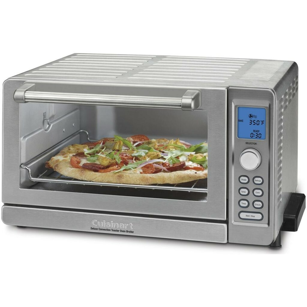 Get the Best Rated Toaster Oven - Baking Naturally