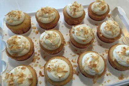 Coconut Milk Cupcakes