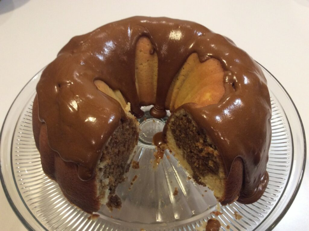 Irish Cream Coffee Cake