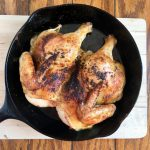 Easy Fast Baked Chicken