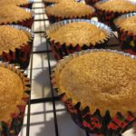 Pumpkin Butterscotch Cupcakes