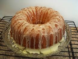 Orange Glazed Bundt Cake