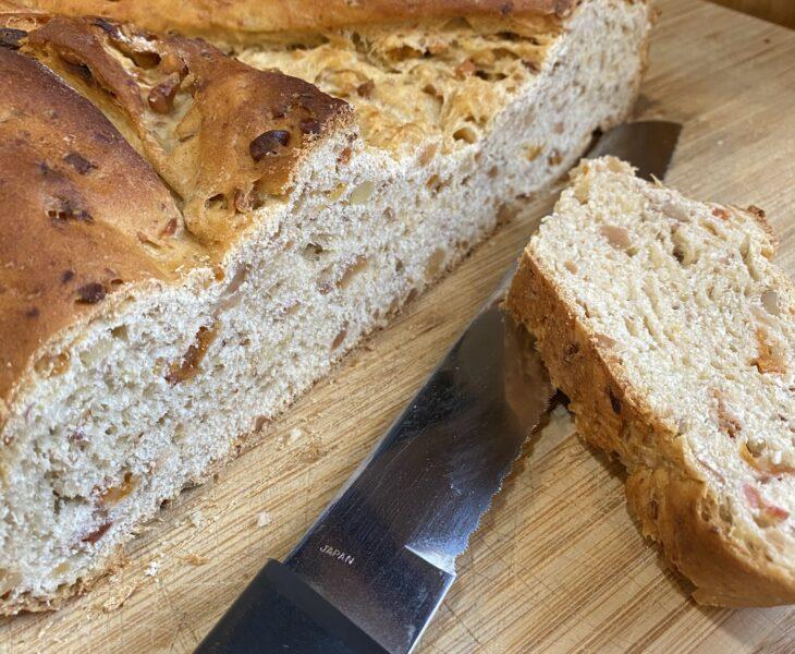 Fruit and Nut Breakfast Bread